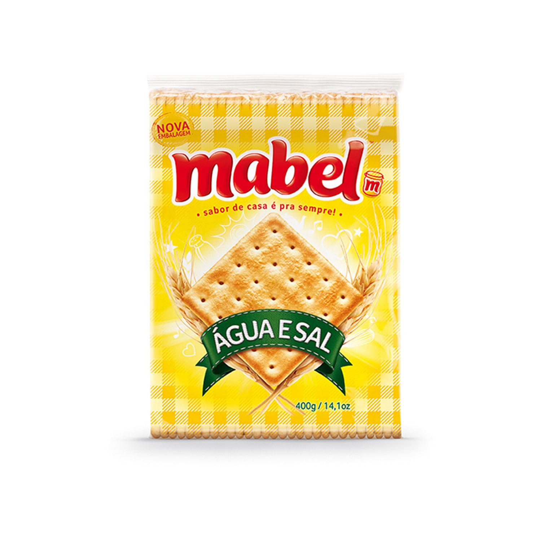 MABEL AGUA/SAL 400 GR CX C/20