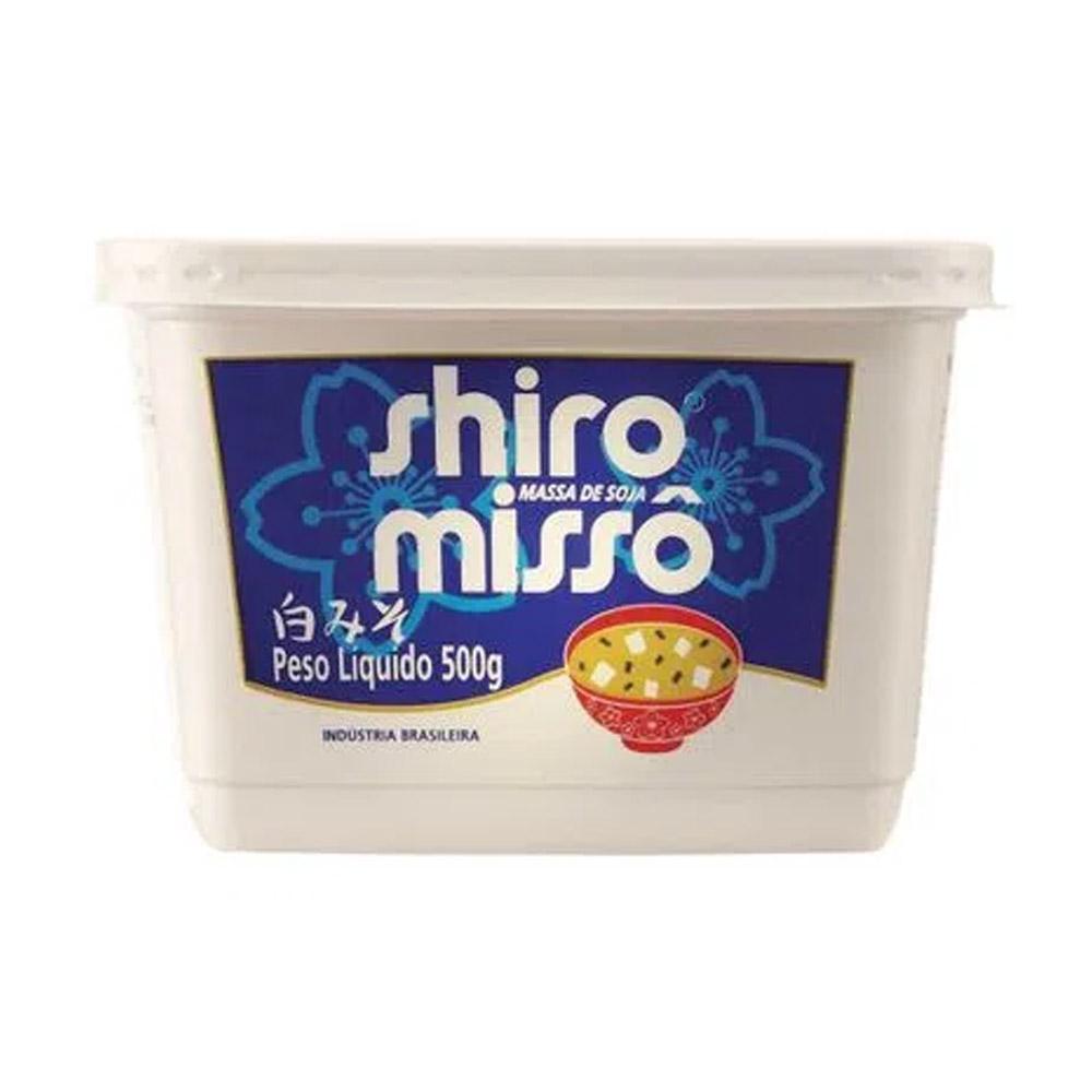 MISSO SHIRO 500GR CX/24