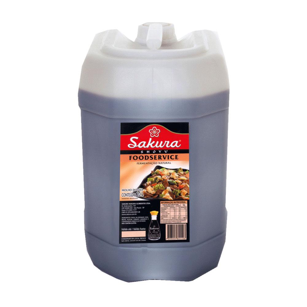 SAKURA FOOD SERV BOMBONA 20 L