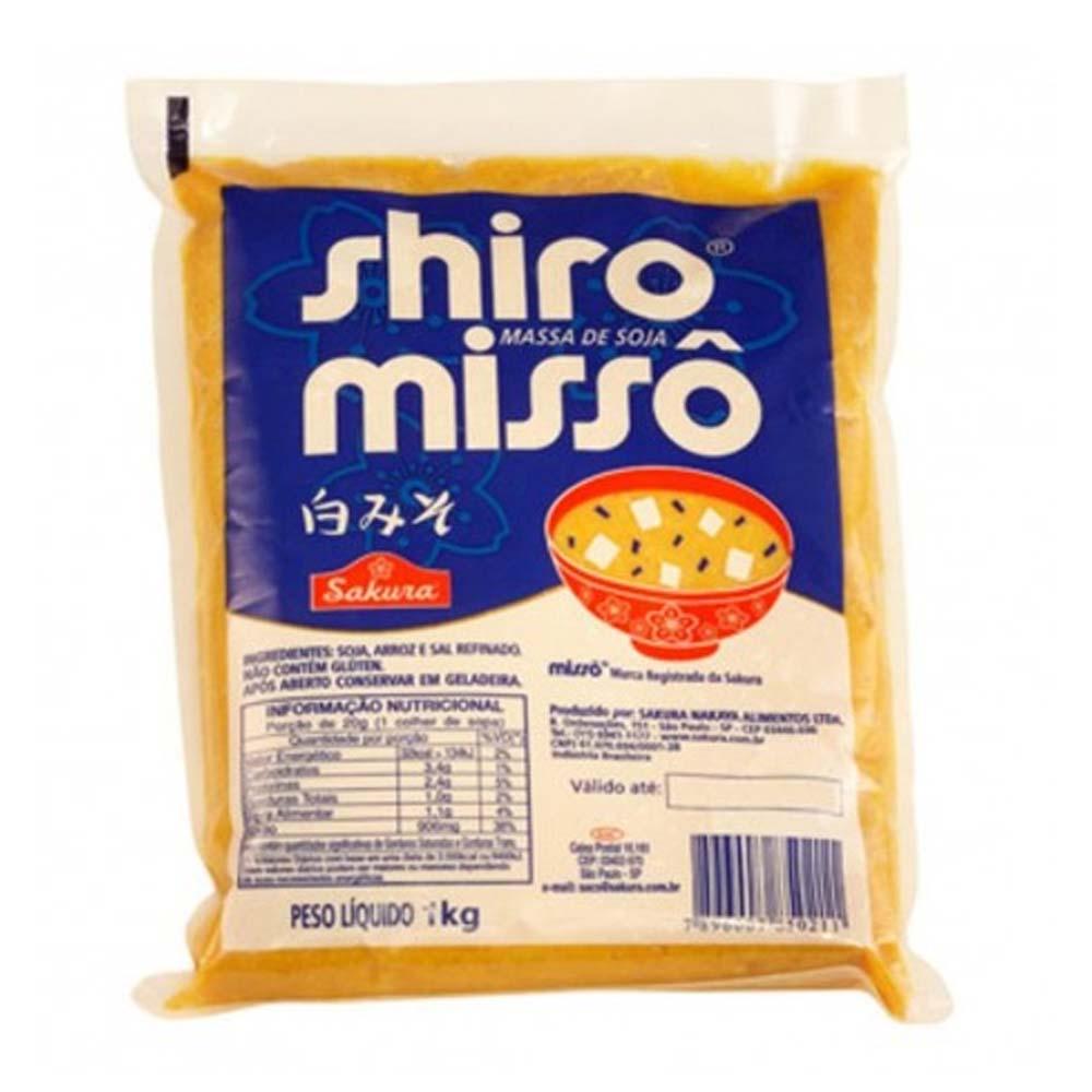 MISSO SHIRO 1KG CX/12