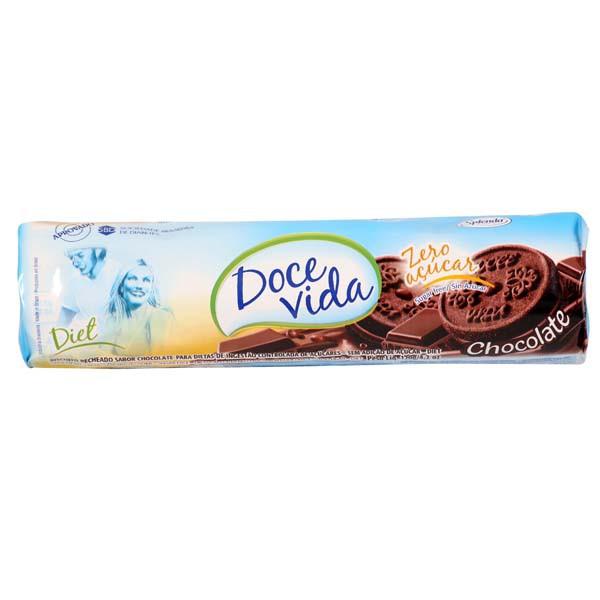 DOCE VIDA RECH. CHOCOLATE 120GR CX C/30