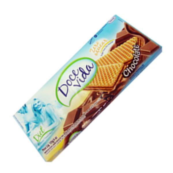 DOCE VIDA WAFER CHOCOLATE 115 GR CX/ 30