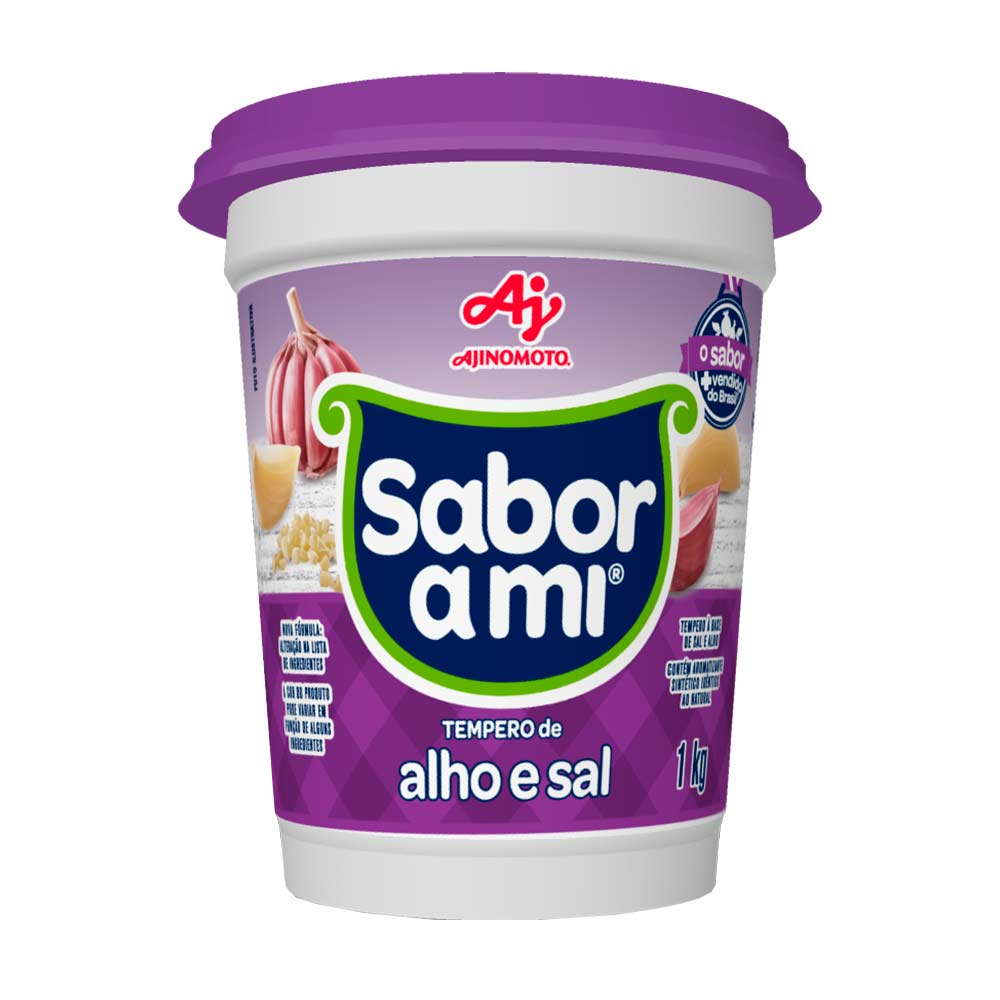 SABOR A MI ALH/SAL COPO 1KGCX/12
