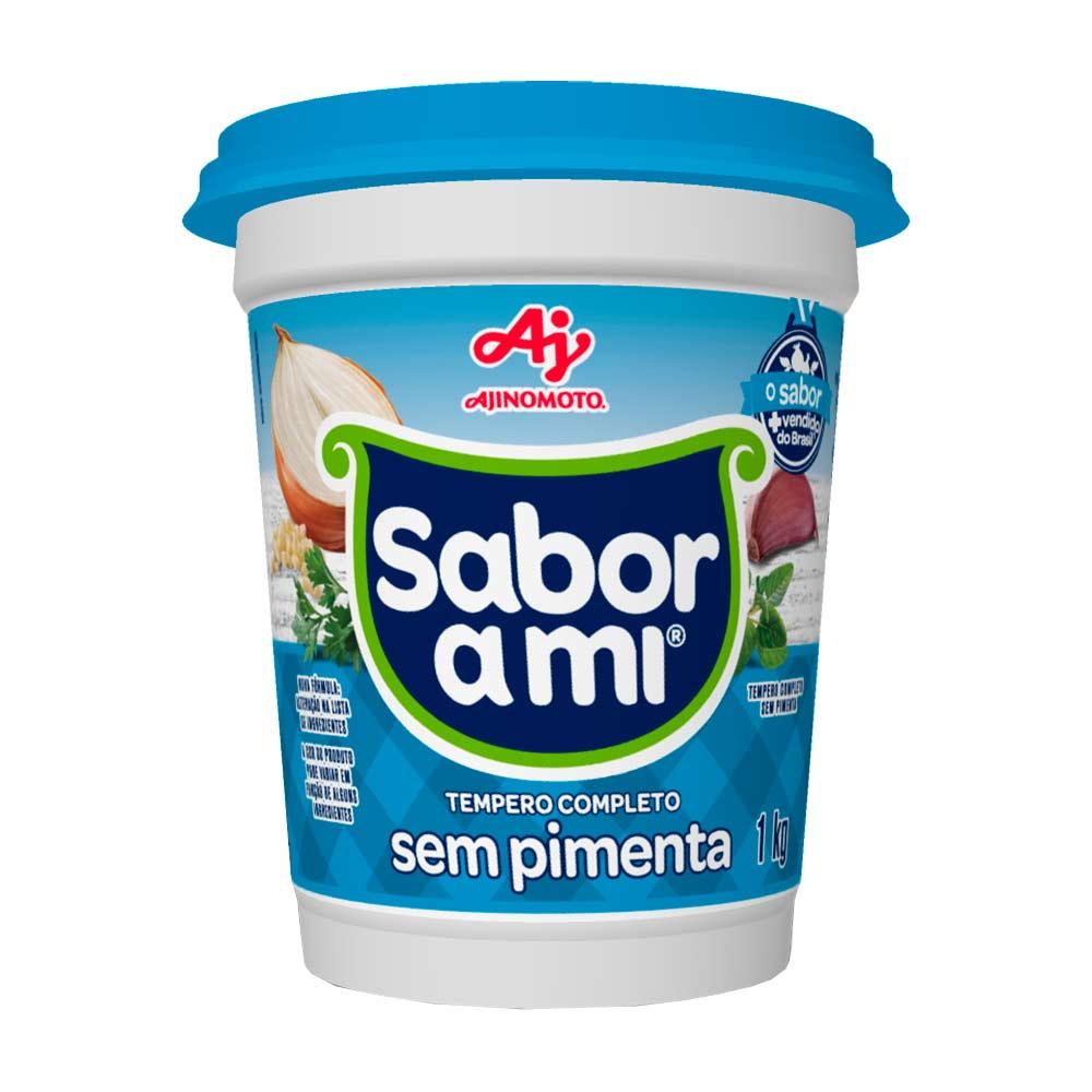 SABOR A MI S/PIM 1 KG CX/12