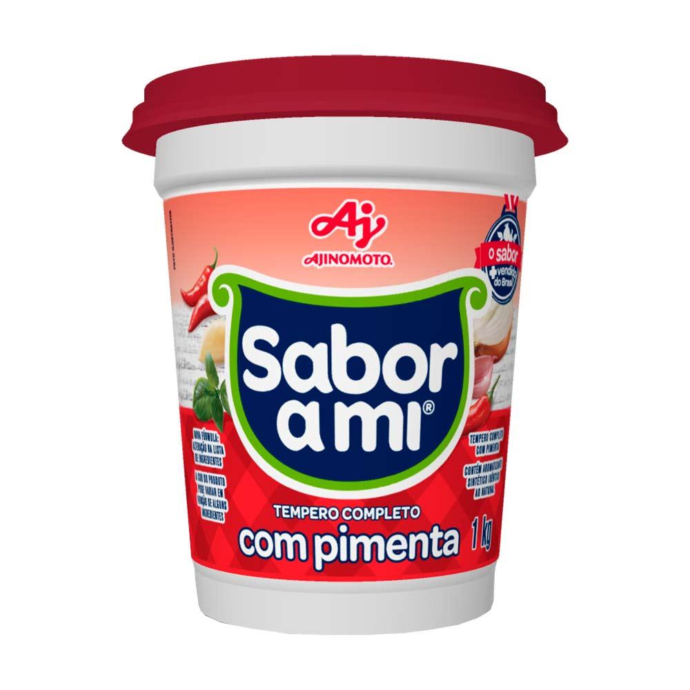 SABOR A MI C/PIM 1KG CX/12