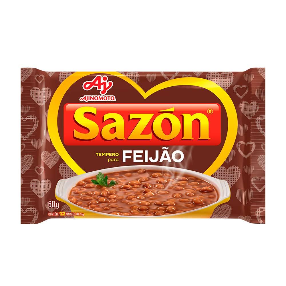 SAZON MARROM 60GR CX/48