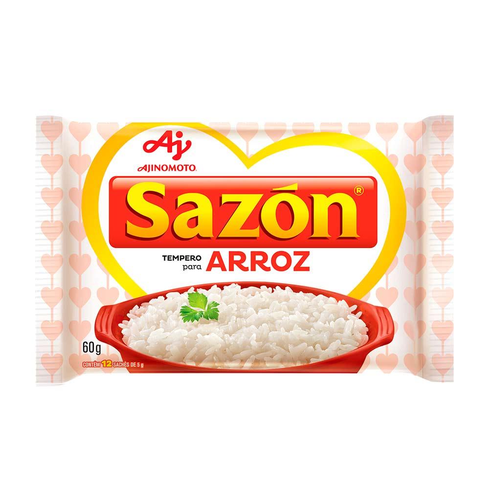SAZON BRANCO 60GR CX/48