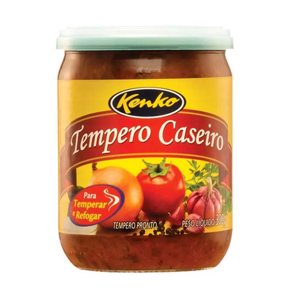 TEMP. CASEIRO 300 GR CX/12