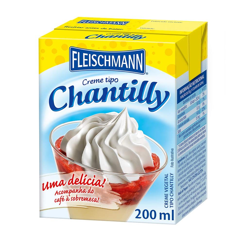 FLEIS. CHANTILLY CREME 200ML CX/27