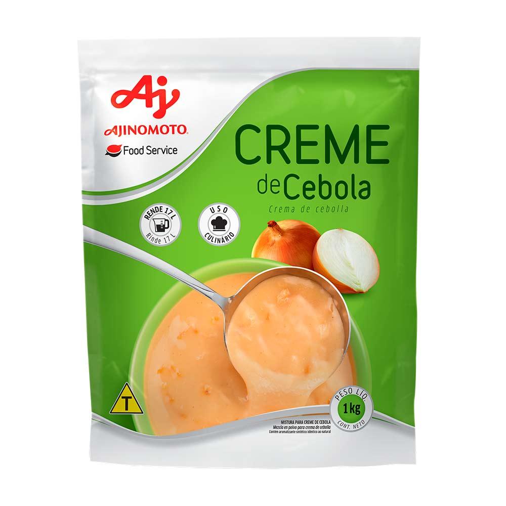 CREME DE CEBOLA AJINOMOTO 6X1 KG