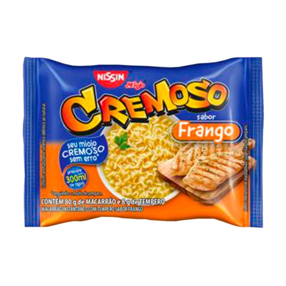 LAMEN CREMOSO FRANGO 88 GR CX C/50