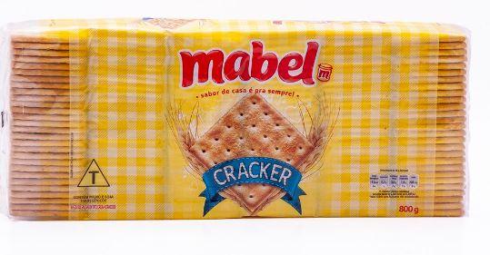 MABEL CREAM CRACKER 800 GR CX/15