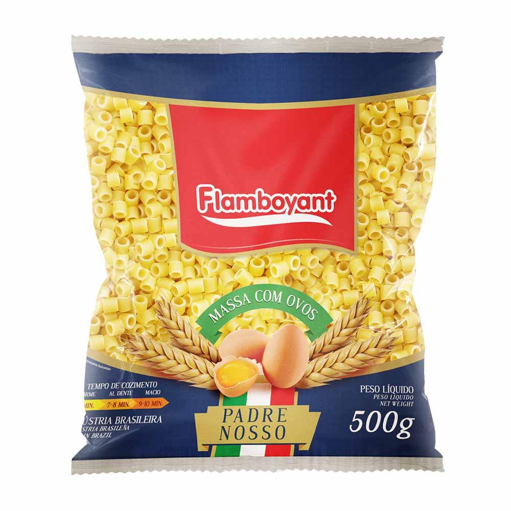 FLAMB MASSA PADRE NOSSO OVOS 500GR FD/24