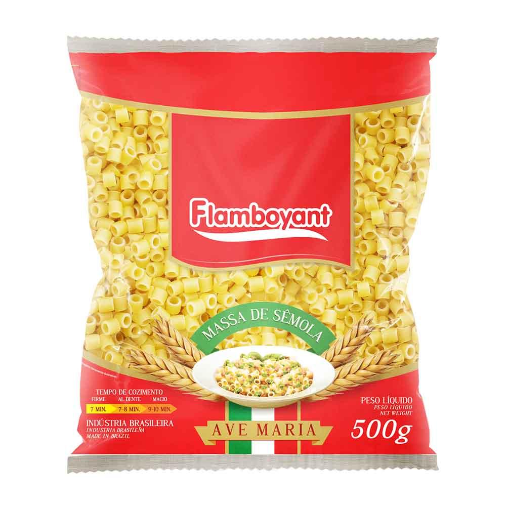 FLAMB MASSA PARAFUSO SEMOLA 500GR FD/24