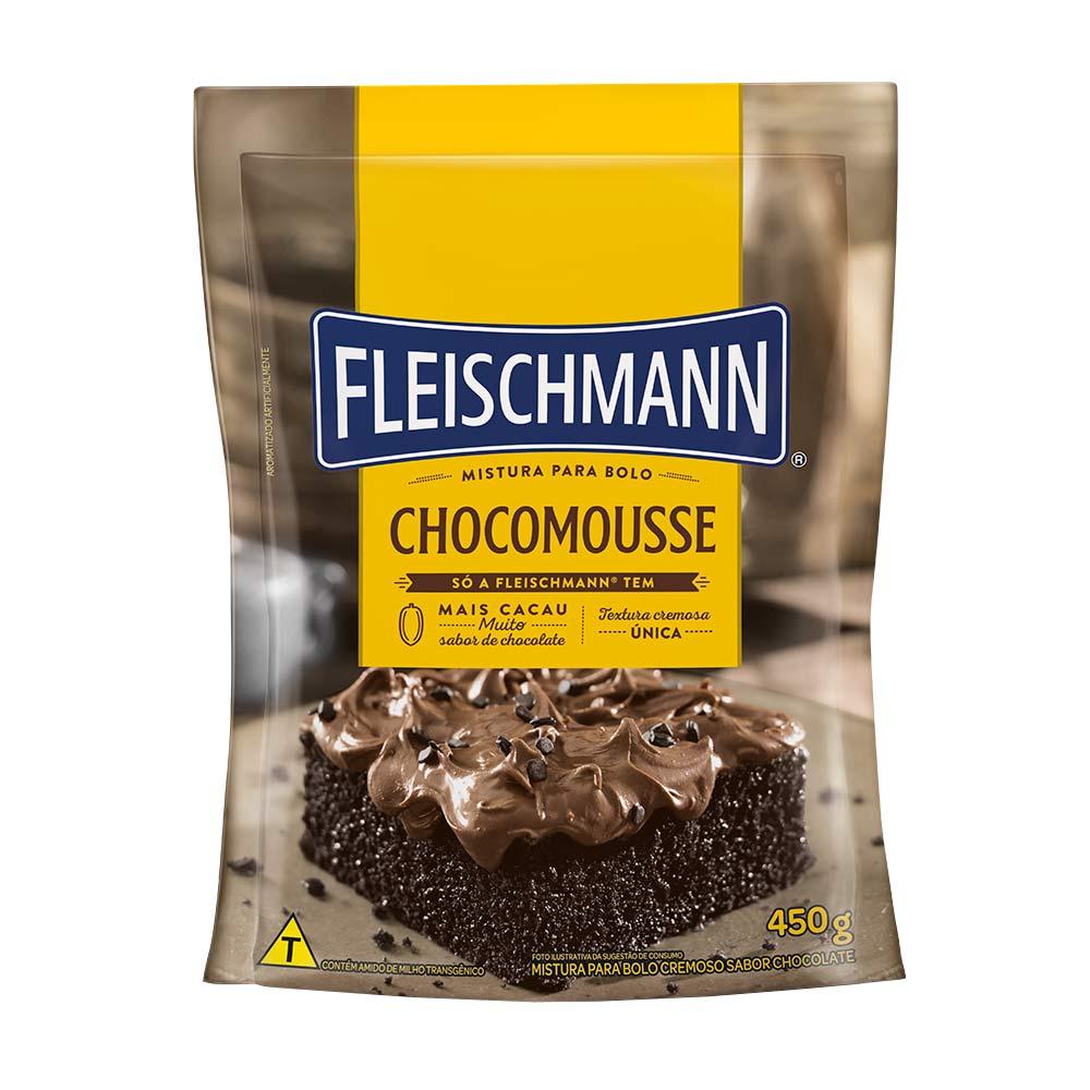 FLEIS M.BOLO ESC CHOCOMOUSSE 450GR CX/16