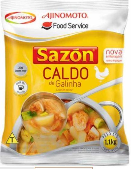 PROF CALDO GALINHA 1,100KG CX/6