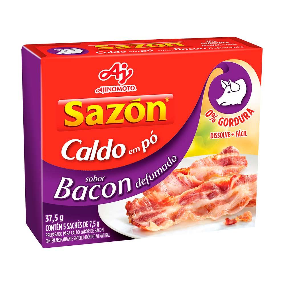 SAZON CALDO BAC/DEFUMADO DP5X7,5GR CX/48