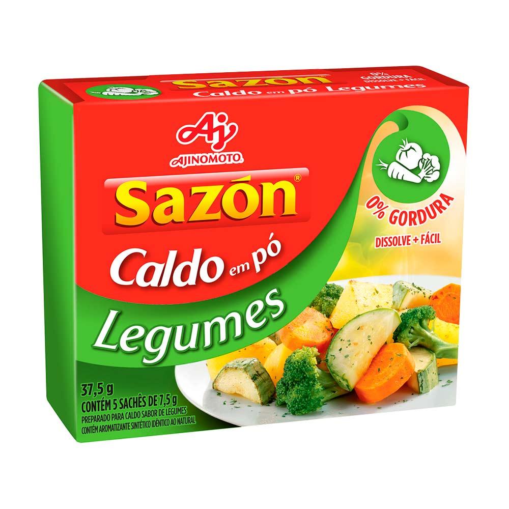 SAZON CALDO LEGUMES 5X7GR CX/48