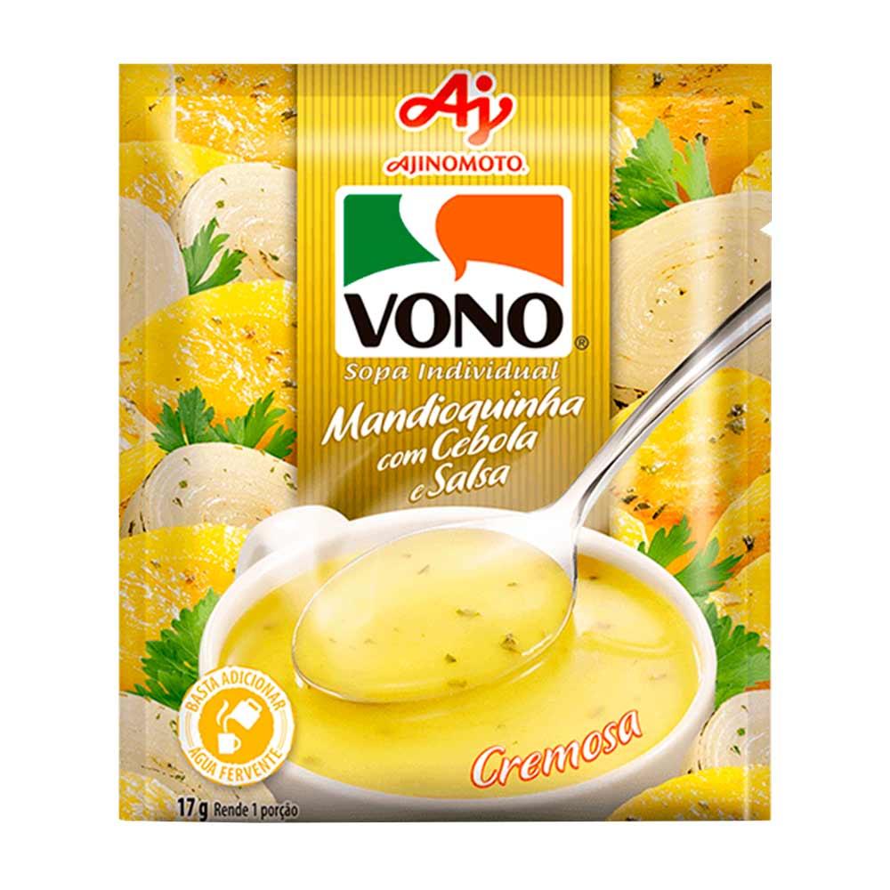 VONO MANDIOQ/CEBOLA DP23X17GR CX/4
