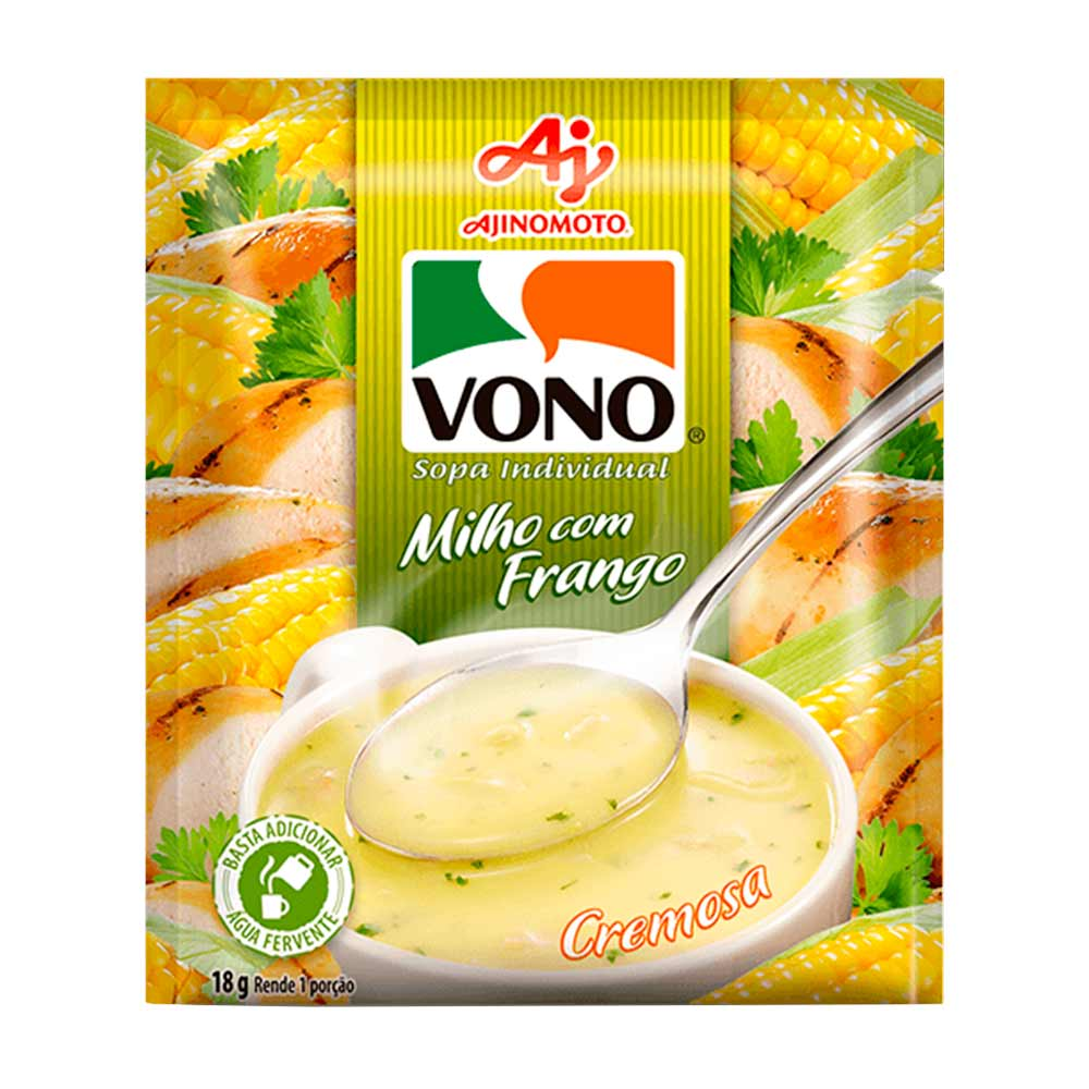 VONO MILHO/FRAN DP23X18GR CX/4