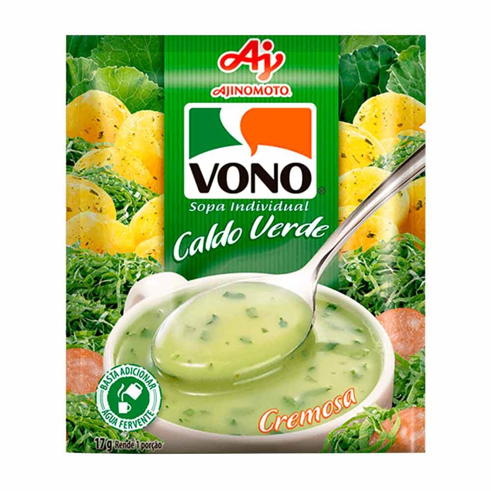 VONO CALDO VERDE DP23X17GR CX/4