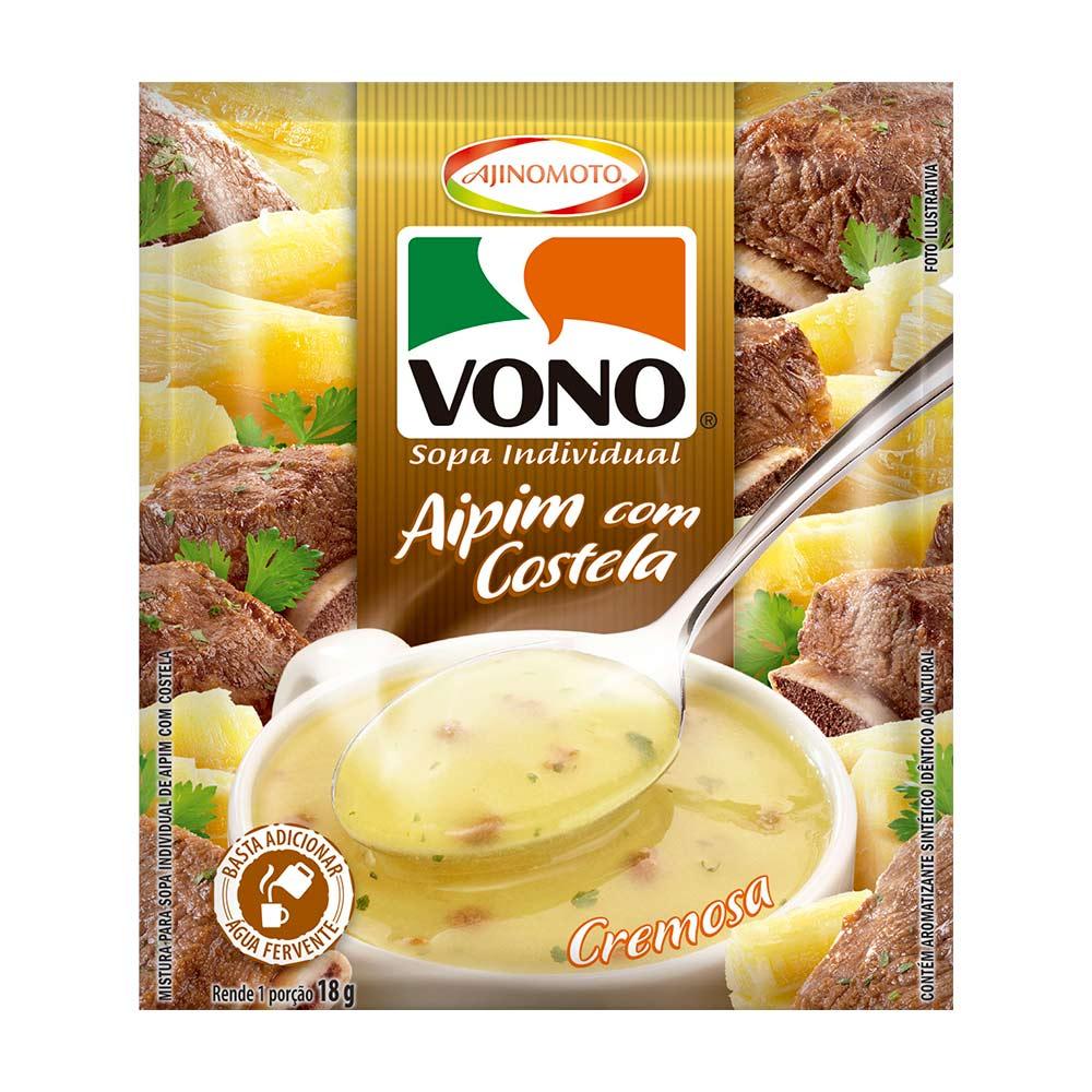 VONO AIPIM COM COSTELA DP23X18G CX/04