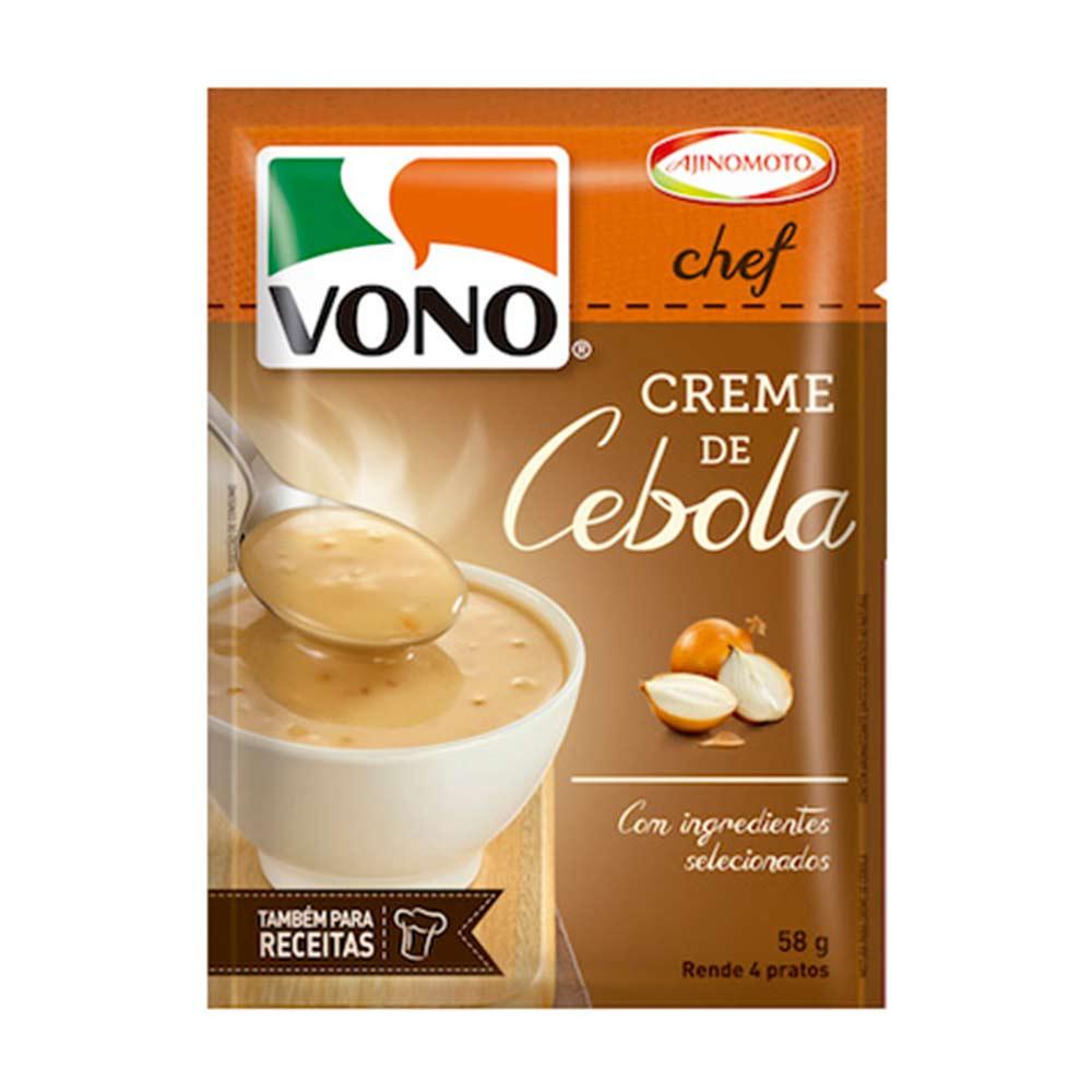 VONO CREME DE CEBOLA DP12X58G CX/2