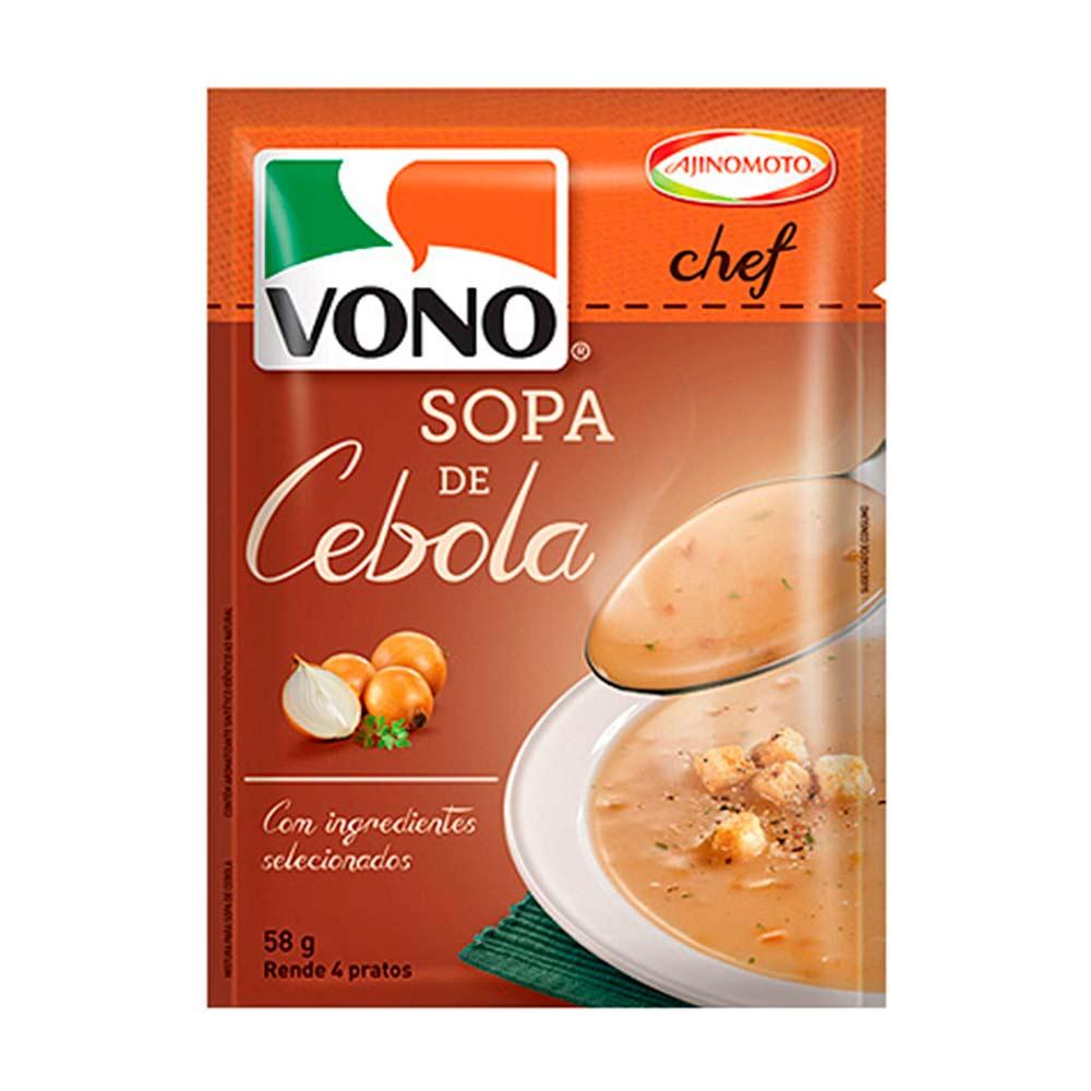 VONO SOPA DE CEBOLA DP12X58G CX/2
