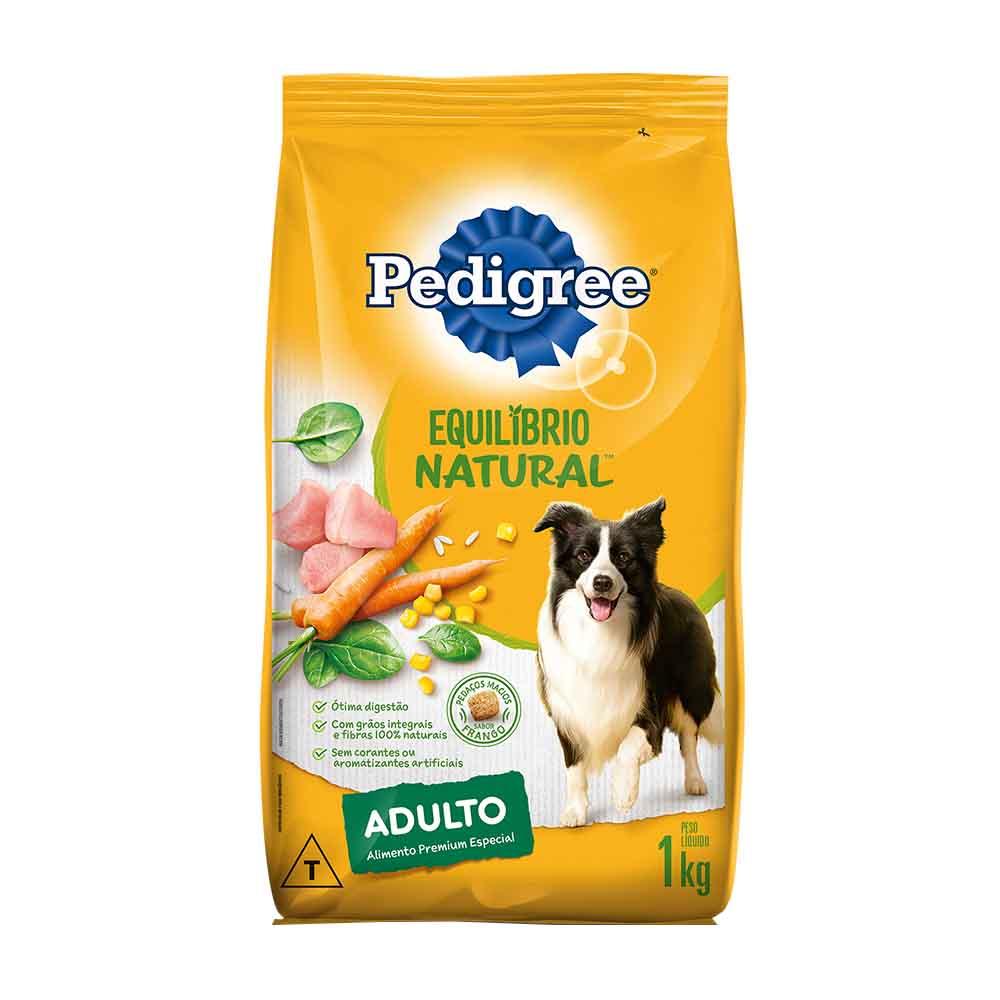 PEDIGREE EQUILIBRIO NATURAL RMG 1KGFD/10