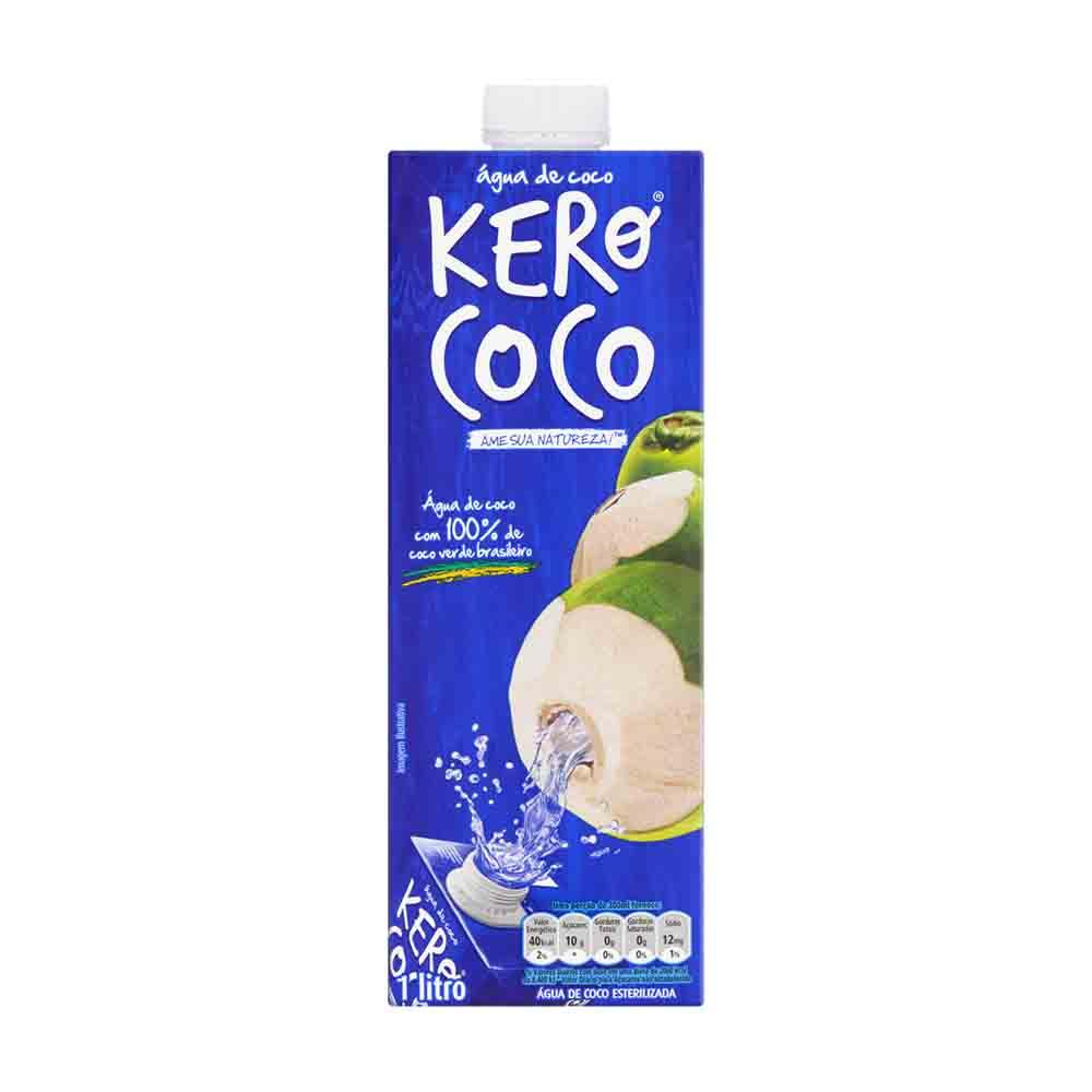 AGUA DE COCO KEROCOCO 1LT CX/12