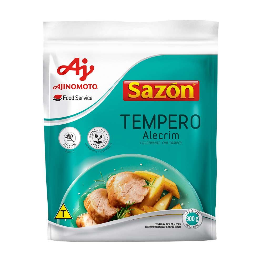 PROF. SAZON ALECRIM 900 GR CX/6