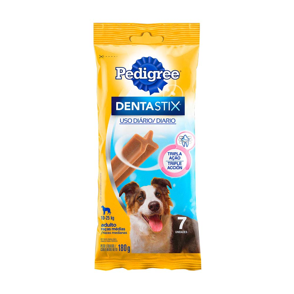 PED DENTASTIX R MEDIA 7 STICKS 180GCX/10