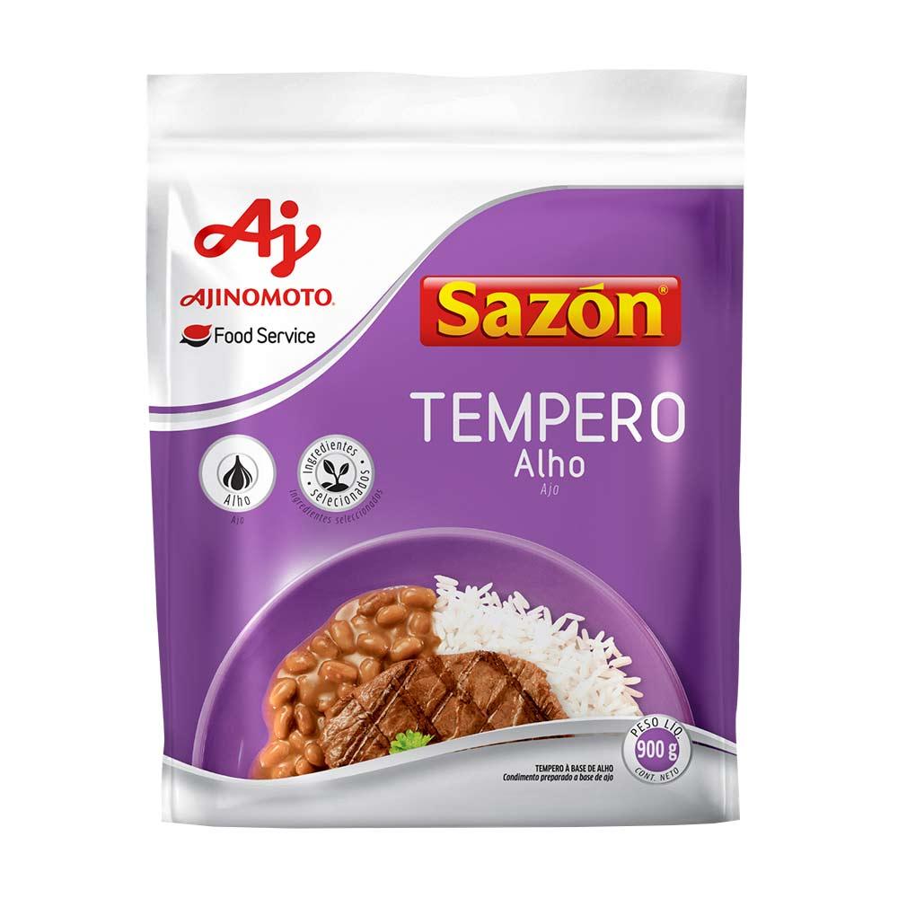 PROF. SAZON ALHO 900 GR CX/6