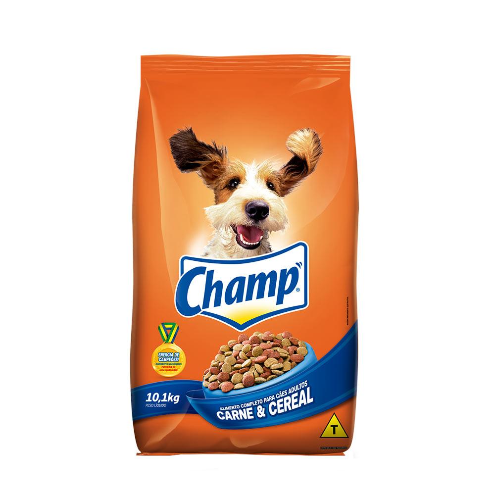 CHAMP ADULT CARNE/CEREAL 10,1KG