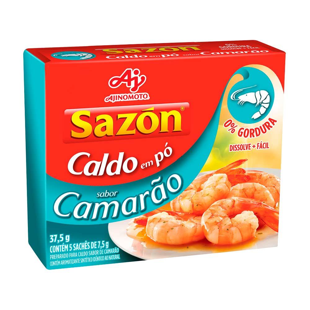 SAZON CALDO CAMARAO DP5X7,5GR CX/48