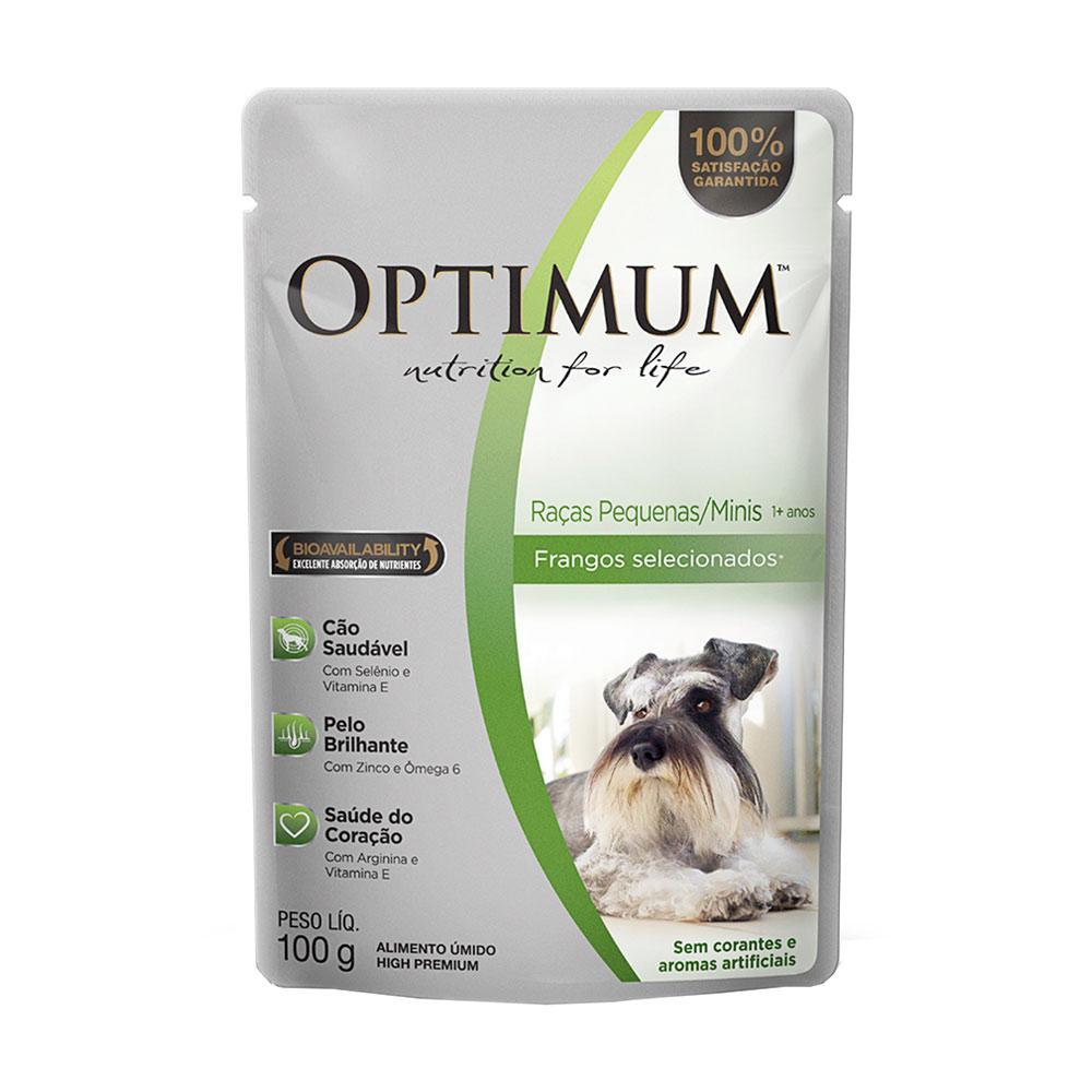 OPTIMUM DOG SC AD/RP/M FRANGO 2X18X100GR