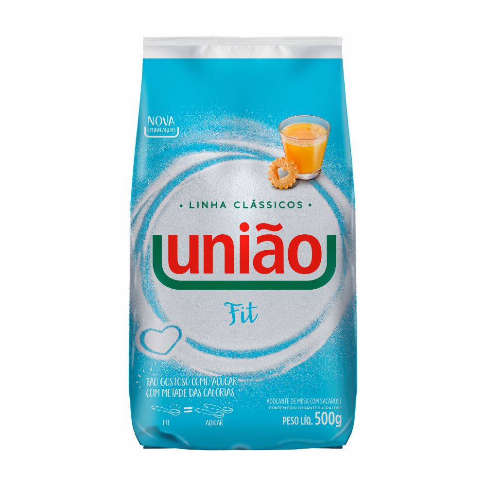 UNIAO FIT ACUC.REF/SUCRALOSE 500 GRCX/20