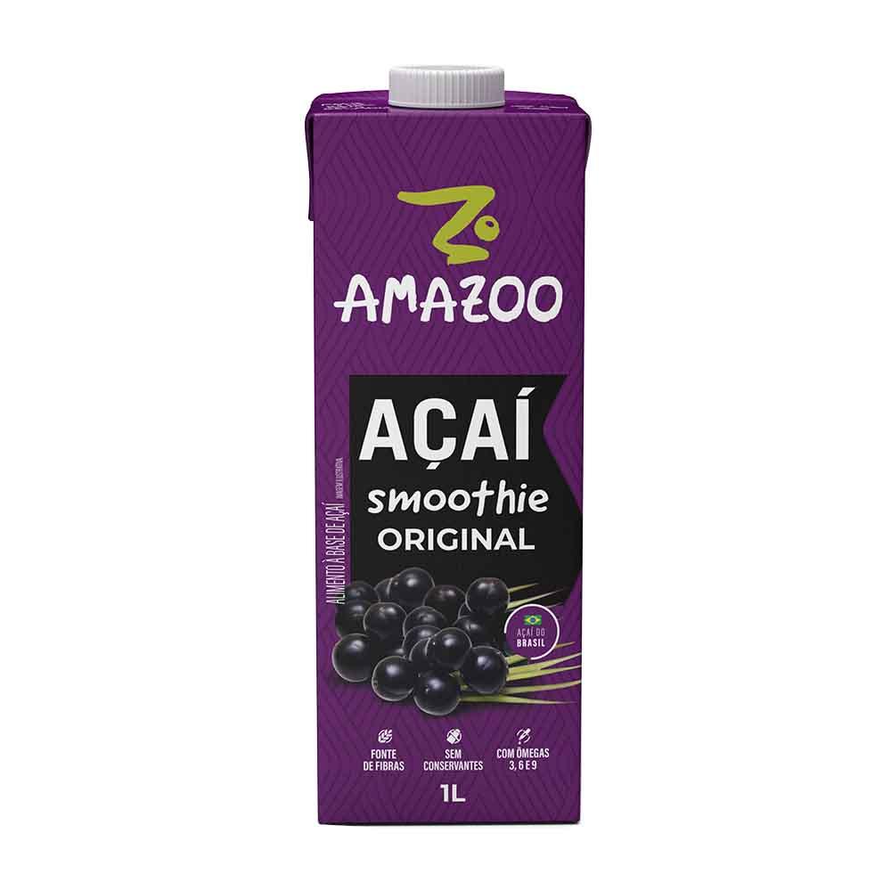 AMAZOO ACAI TRADICIONAL 1LT CX/12