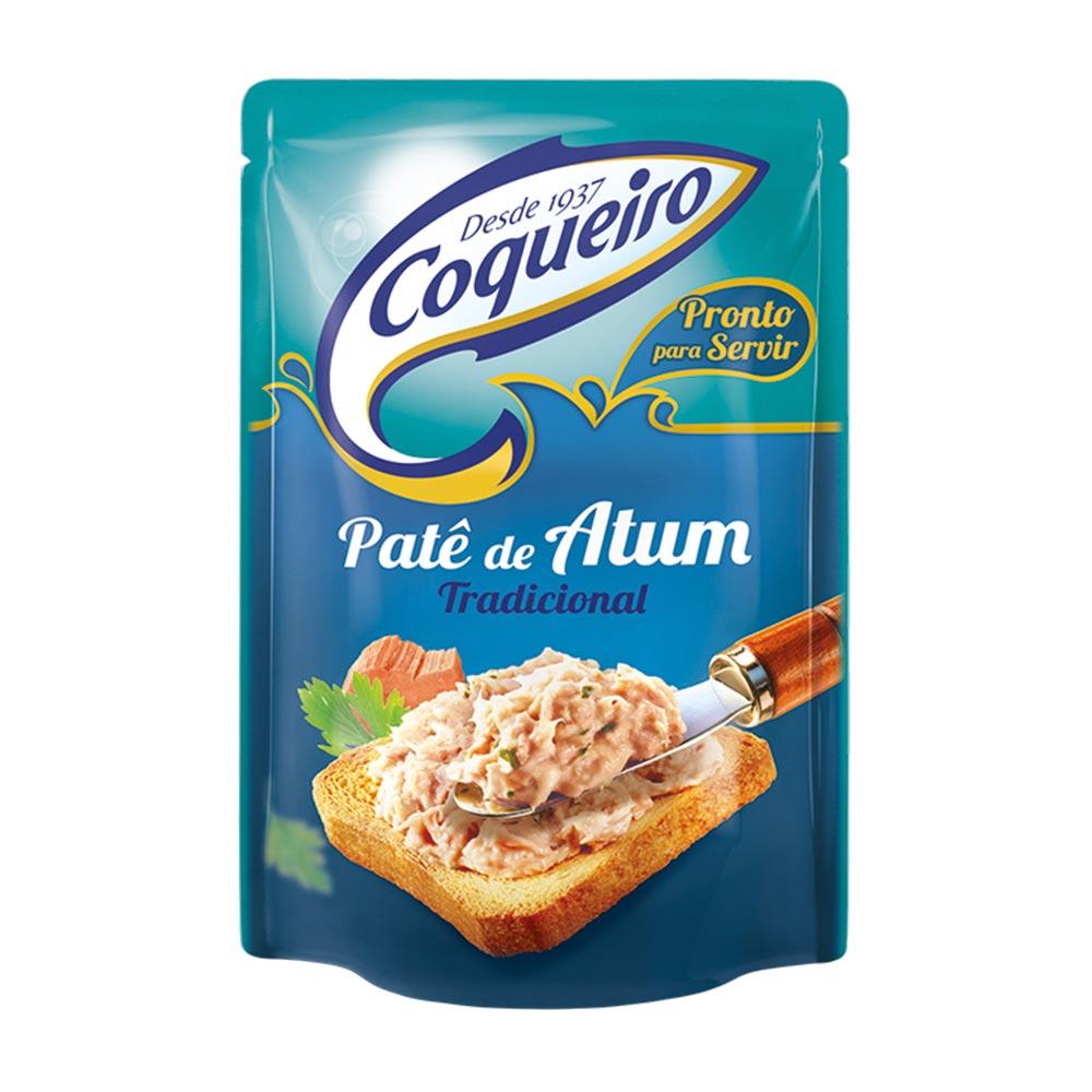 COQUEIRO PATE DE ATUM TRAD 170GR CX/24