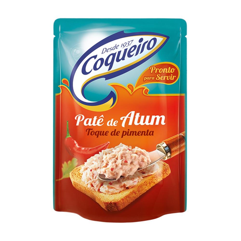 COQUEIRO PATE DE ATUM PIMENTA 170GRCX/24