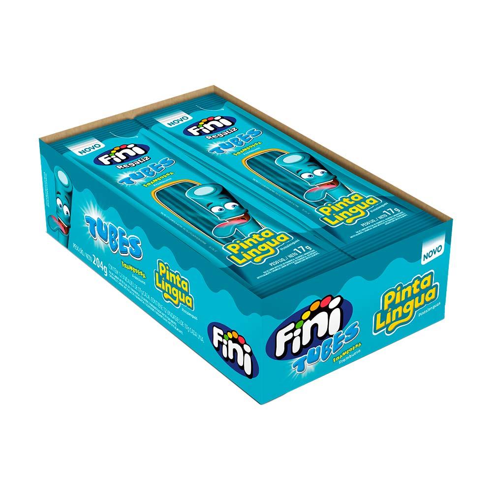 FINI TUBES PINTA LINGUA DP12X15GCX/12