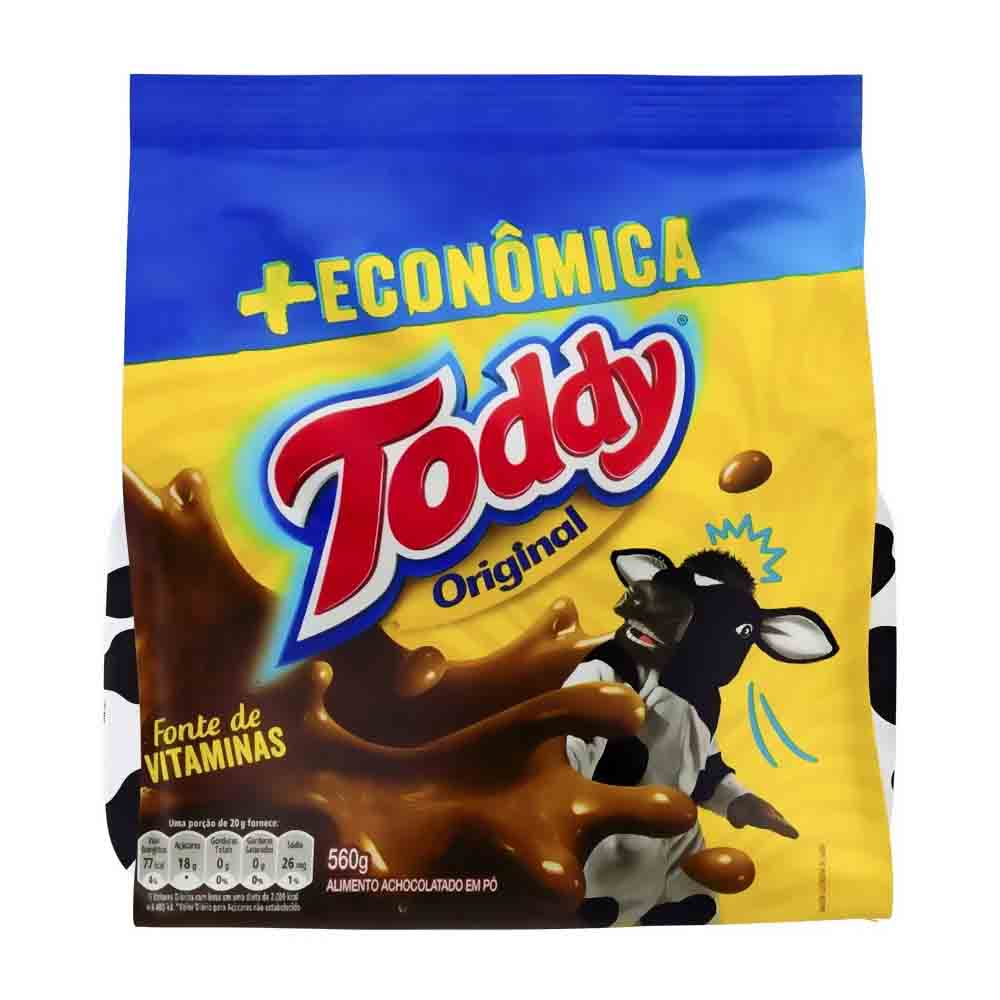 TODDY ORIGINAL SACHE 560GR CX/16