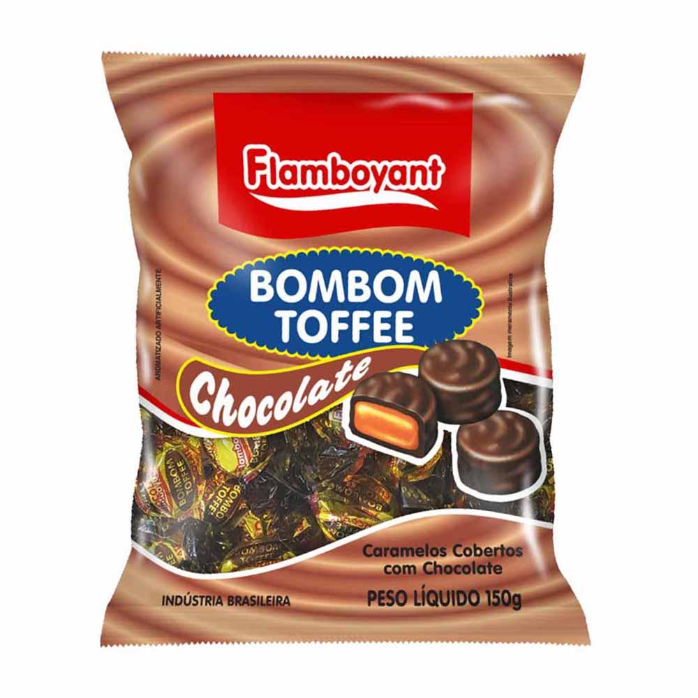 FLAMB BOMBOM CHOCOLATE 150 GR CX/30