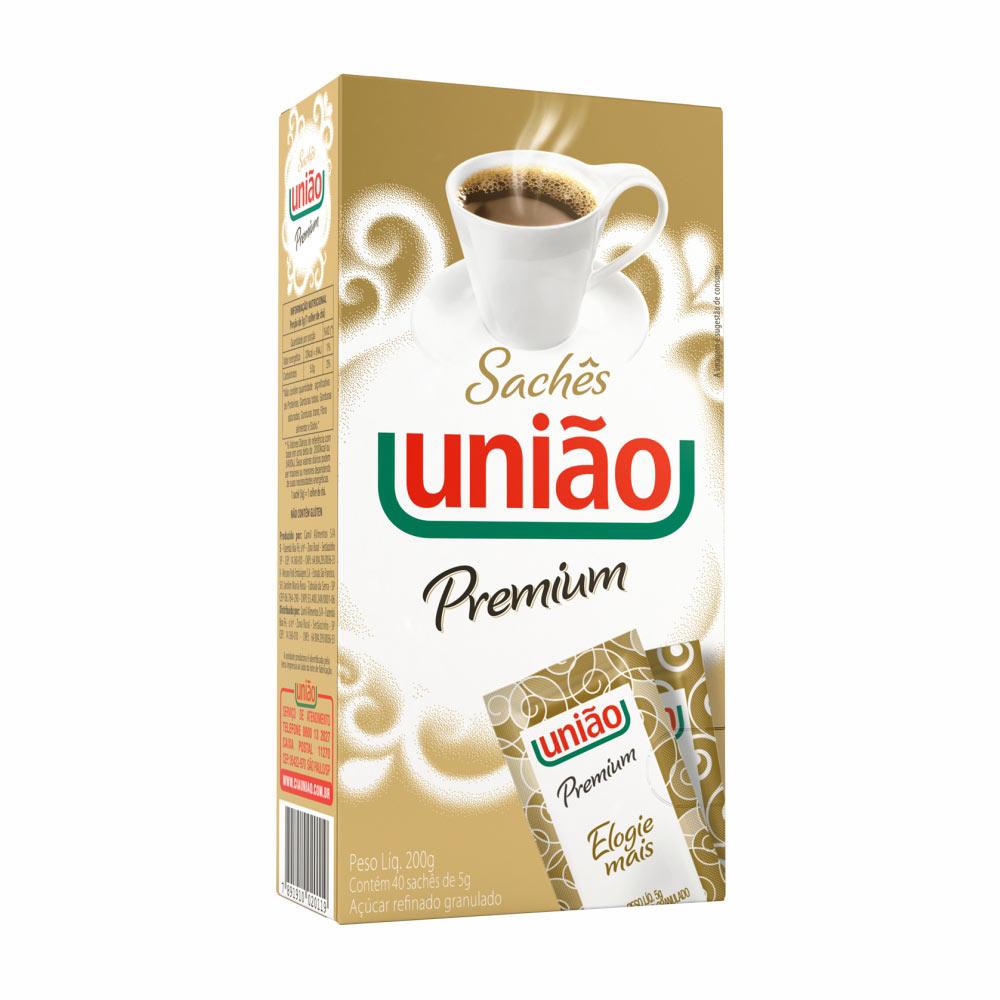 UNIAO PREMIUM SACHE 200G CX/10
