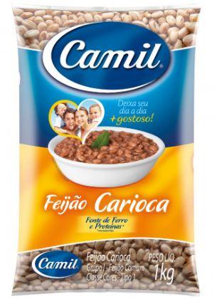 CAMIL FEIJAO CARIOCA T1 1KG FD/10