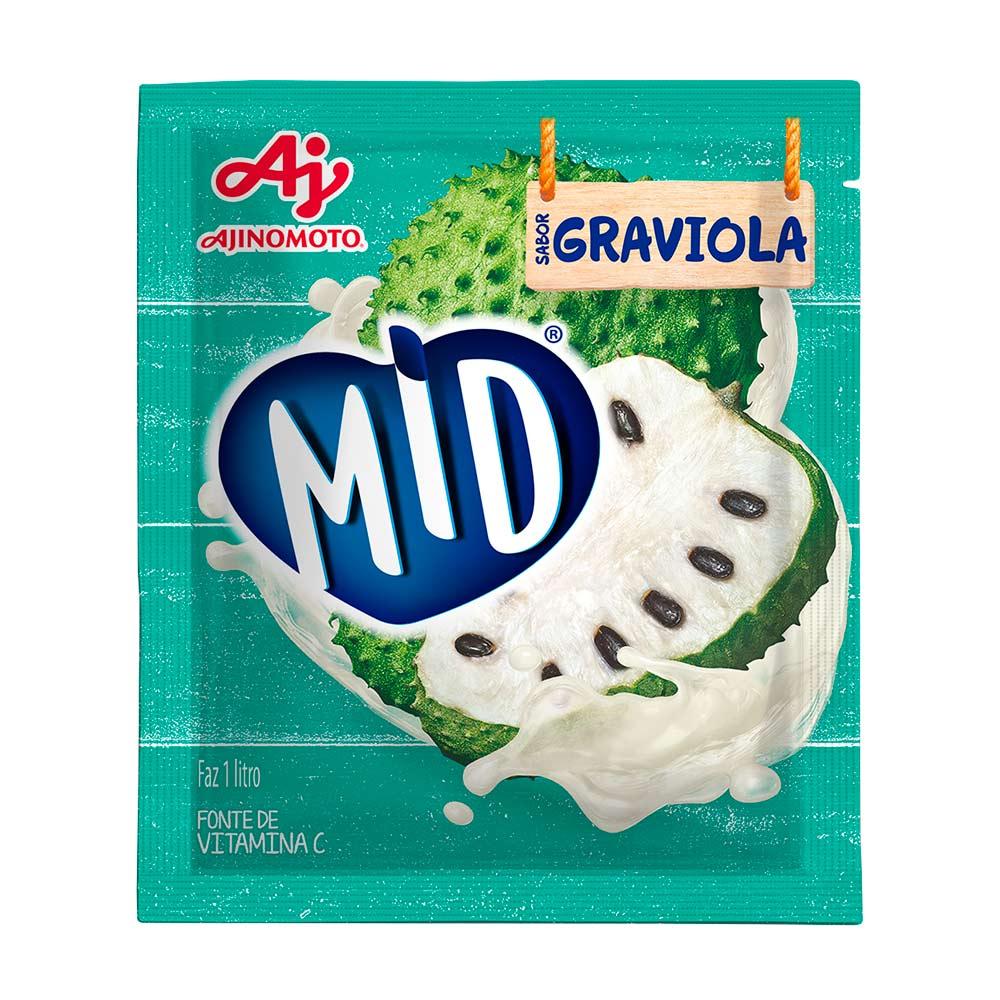 MID REF. GRAVIOLA 15X20GR CX/8