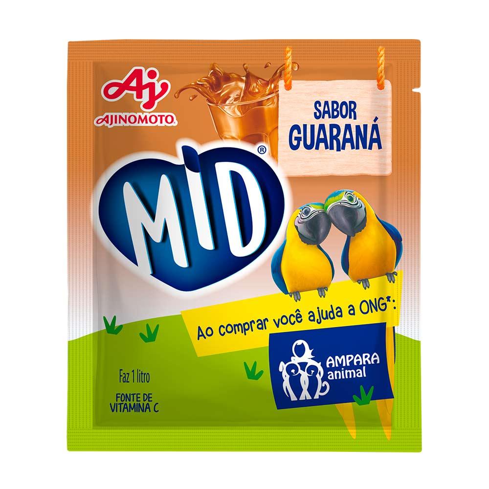 MID REF. GUARANA 15X20GR CX/8