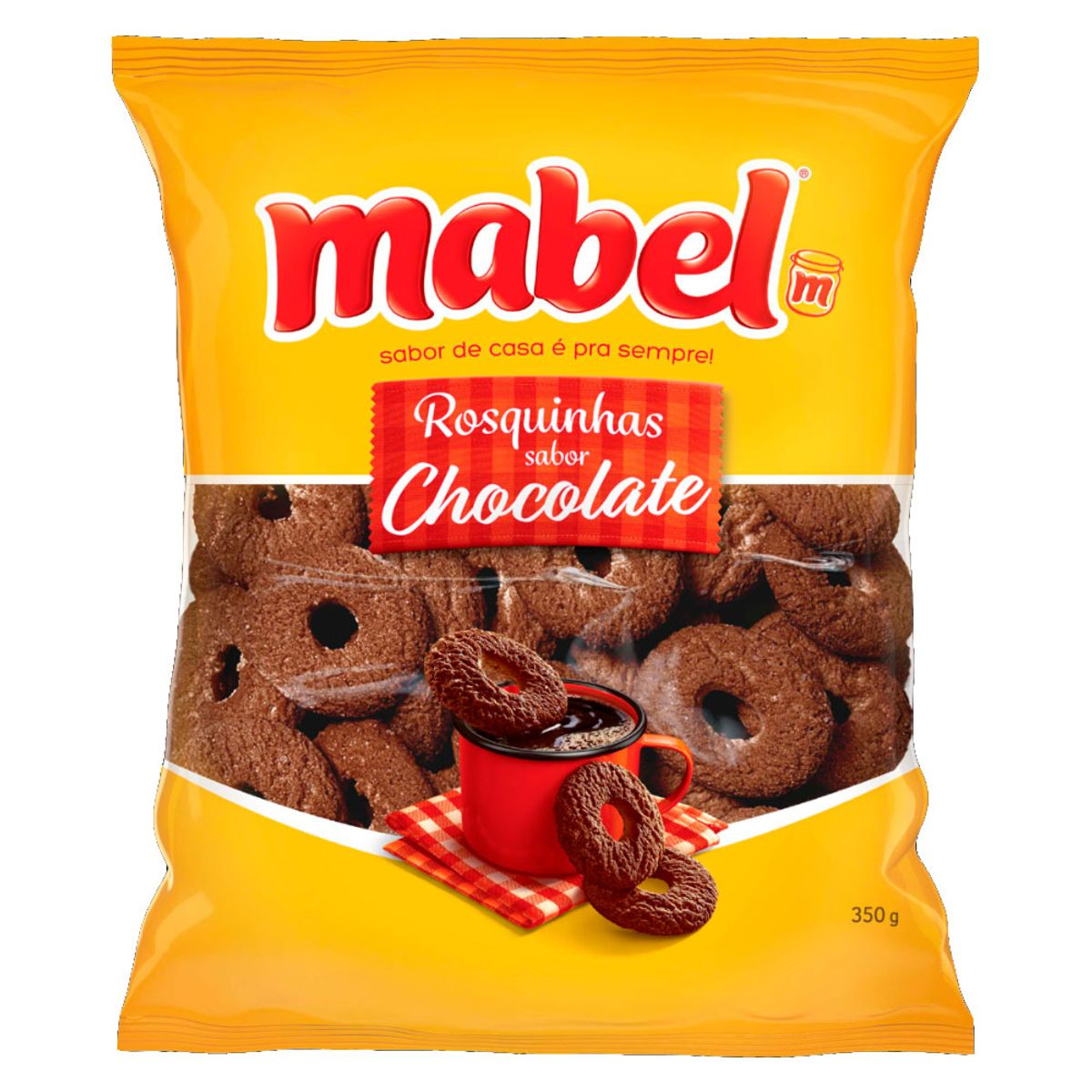 MABEL ROSCA CHOCOLATE 350GR CX/28