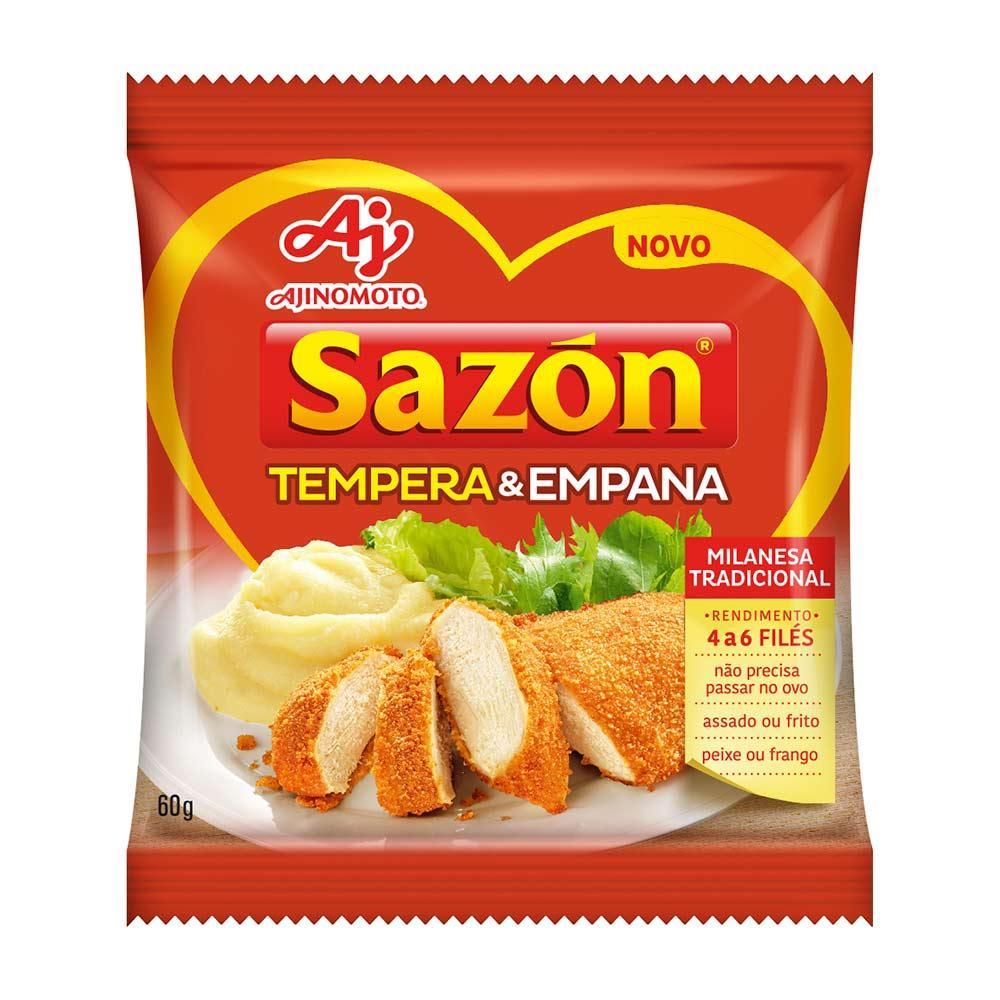 SAZON TEMP  EMPANA MILANESA DP12X60GRCX4