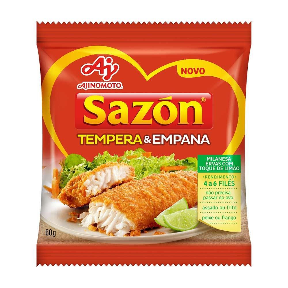 SAZON TEMP EMPANA ERV/LIMAO DP12X60GRCX4